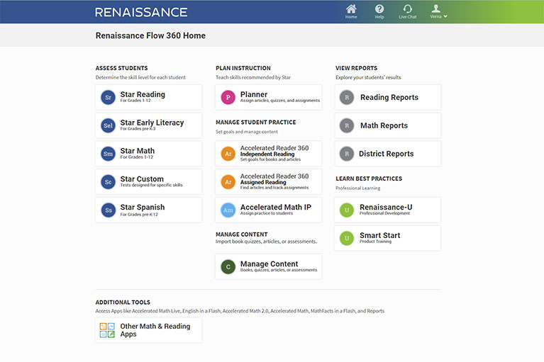 Renaissance Growth platform